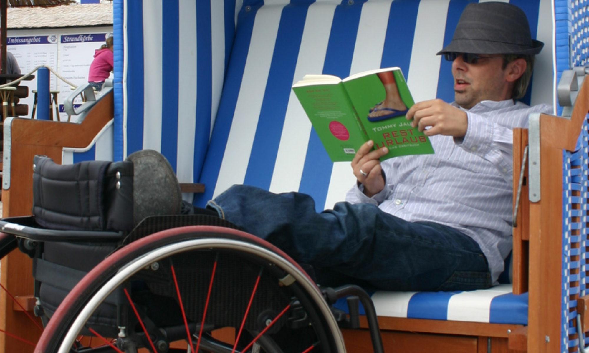 Barrierefrei Reisen - Reiseblog für Rollstuhlfahrer
