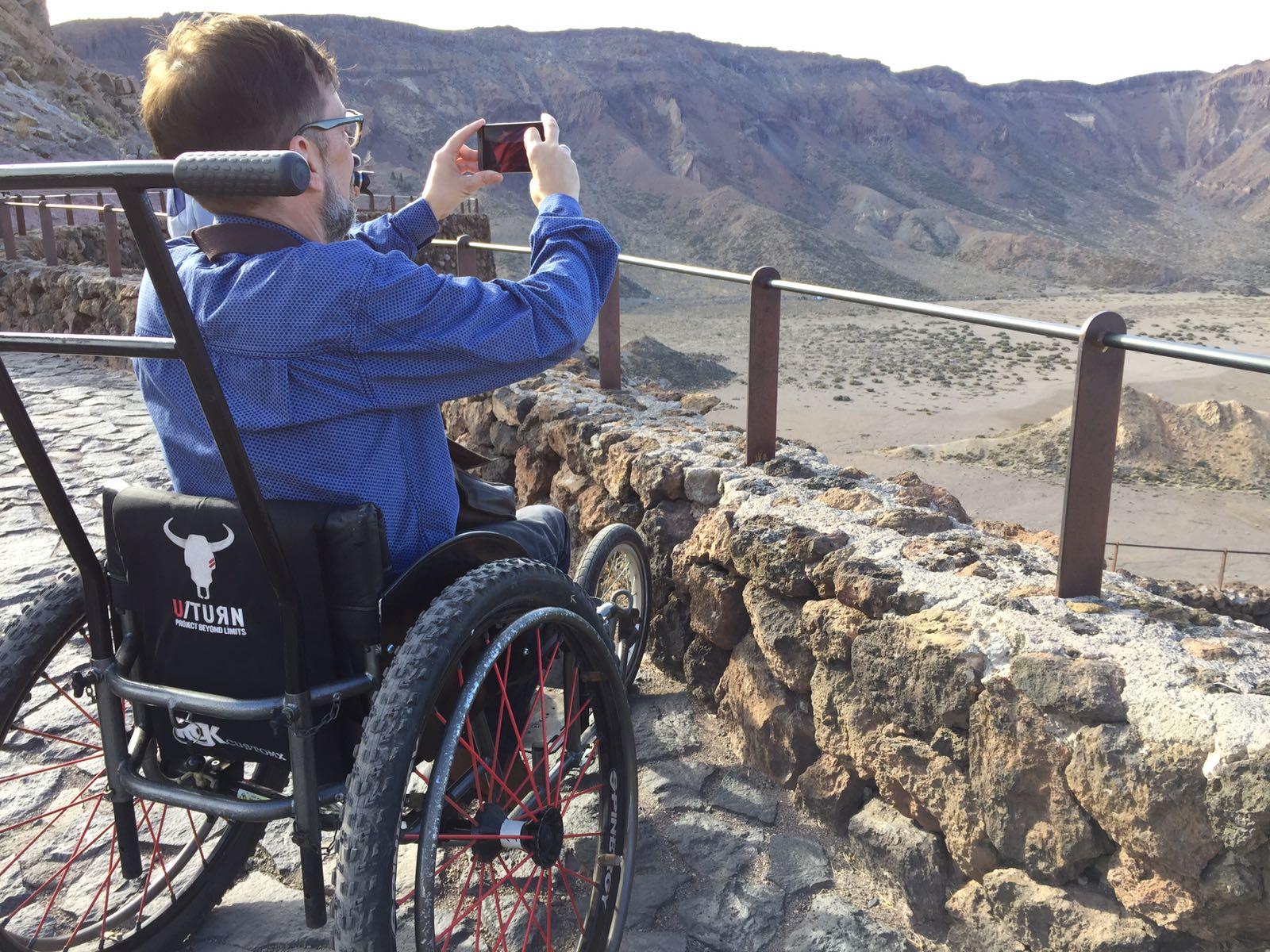 Inforeise: Mit dem Rollstuhl nach Teneriffa