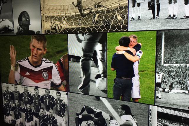 Das rollstuhlgerechte Fußballmuseum